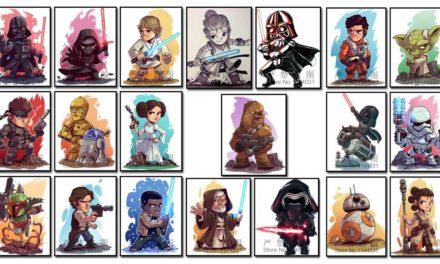 Vecka 28 – Star Wars
