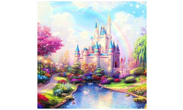 Vecka 35 – Disney slottet