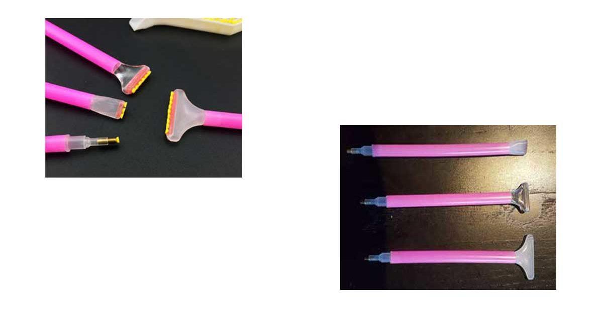 Rosa penna – hur fungerar den?
