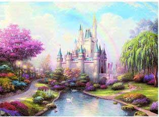 Disney slottet