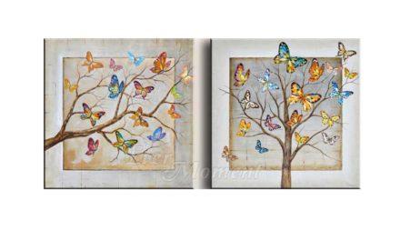 Vecka 43 – Fjärilar på grenar