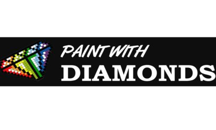 Paint with diamonds – en utländsk webbutik