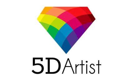 5DArtist – en utländsk webbutik