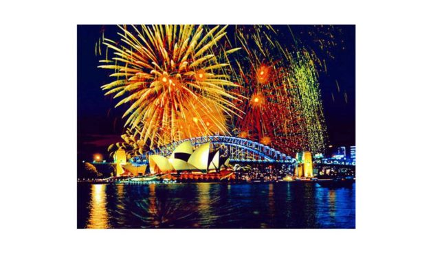 Vecka 1 – Operahuset i Sydney
