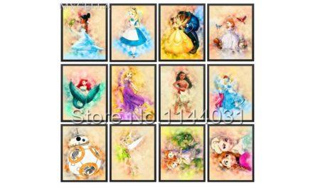 Vecka 4 – Disney världen