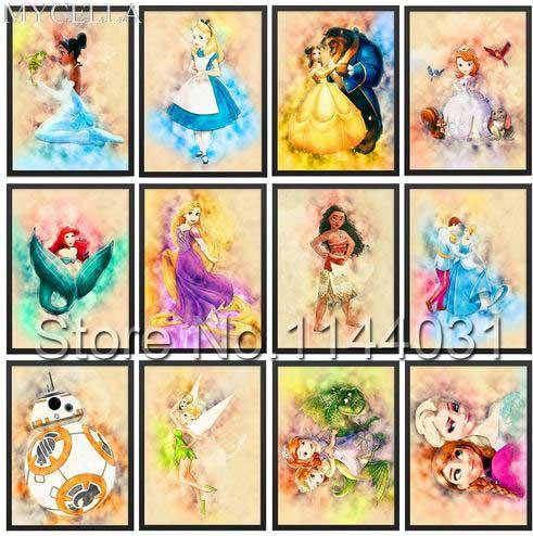 Disney världen