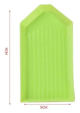 grönt tråg