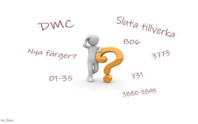 Ska DMC sluta tillverka vissa nummer?