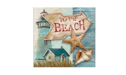 Vecka 21 – Till stranden