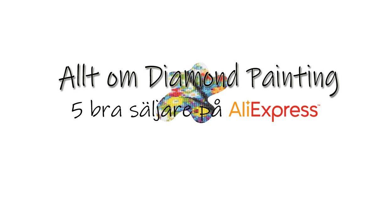 5 bra säljare på AliExpress