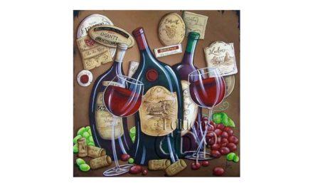 Vecka 24 – Vinflaskor