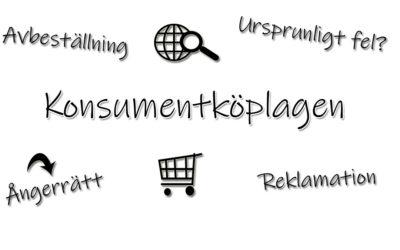 Online köp i Sverige – vad gäller?