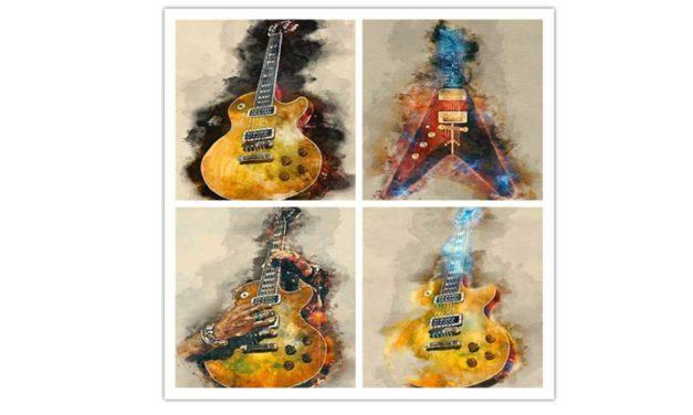 Vecka 38 – Häftiga gitarrer
