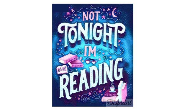 Vecka 8 – Inte i kväll jag läser