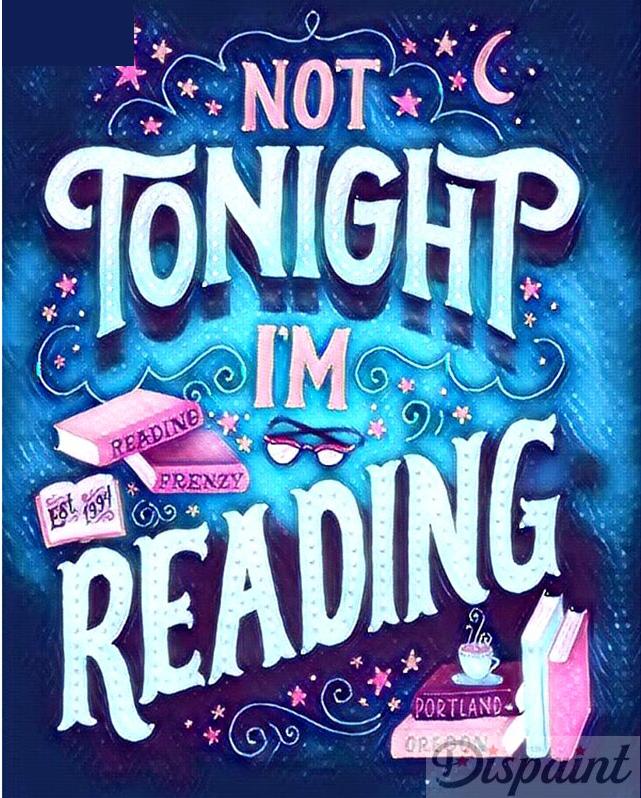 Inte i kväll jag läser