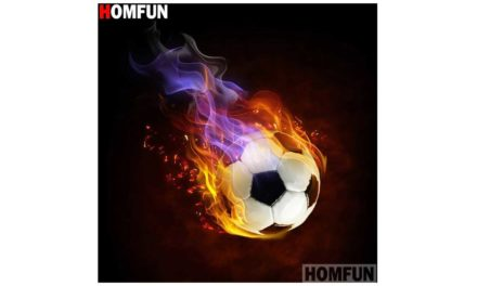 Vecka 22 – Brinnande fotboll