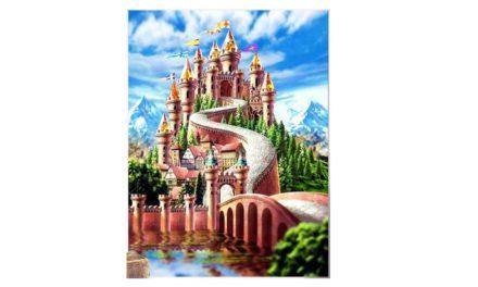 Vecka 17 – Häftigt slott
