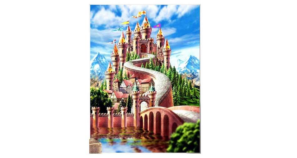 häftigt slott