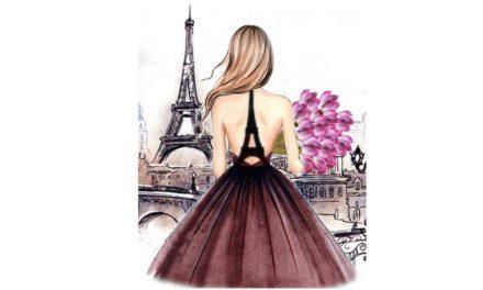 Vecka 24 – Tjej i Paris