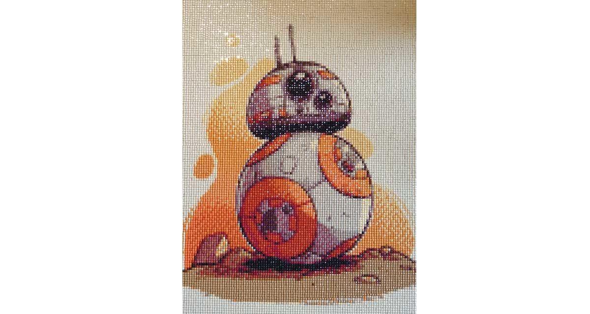 BB-8 från Star Wars
