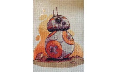 BB-8 från Star Wars