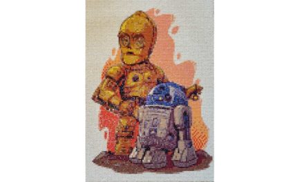 C3P0 & R2D2 från Star Wars