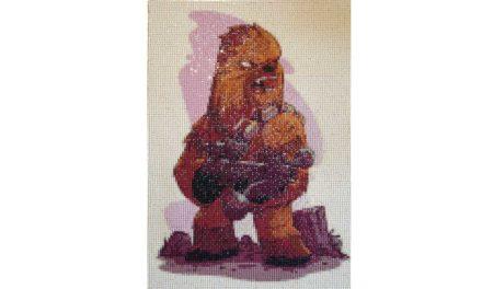 Chewbacca från Star Wars