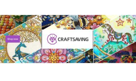 CraftSaving – En utländsk webbutik