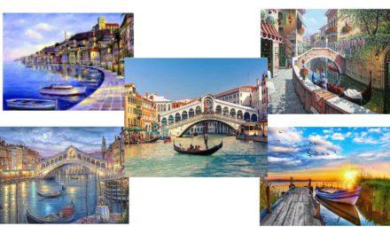 Vecka 34 – Venedig
