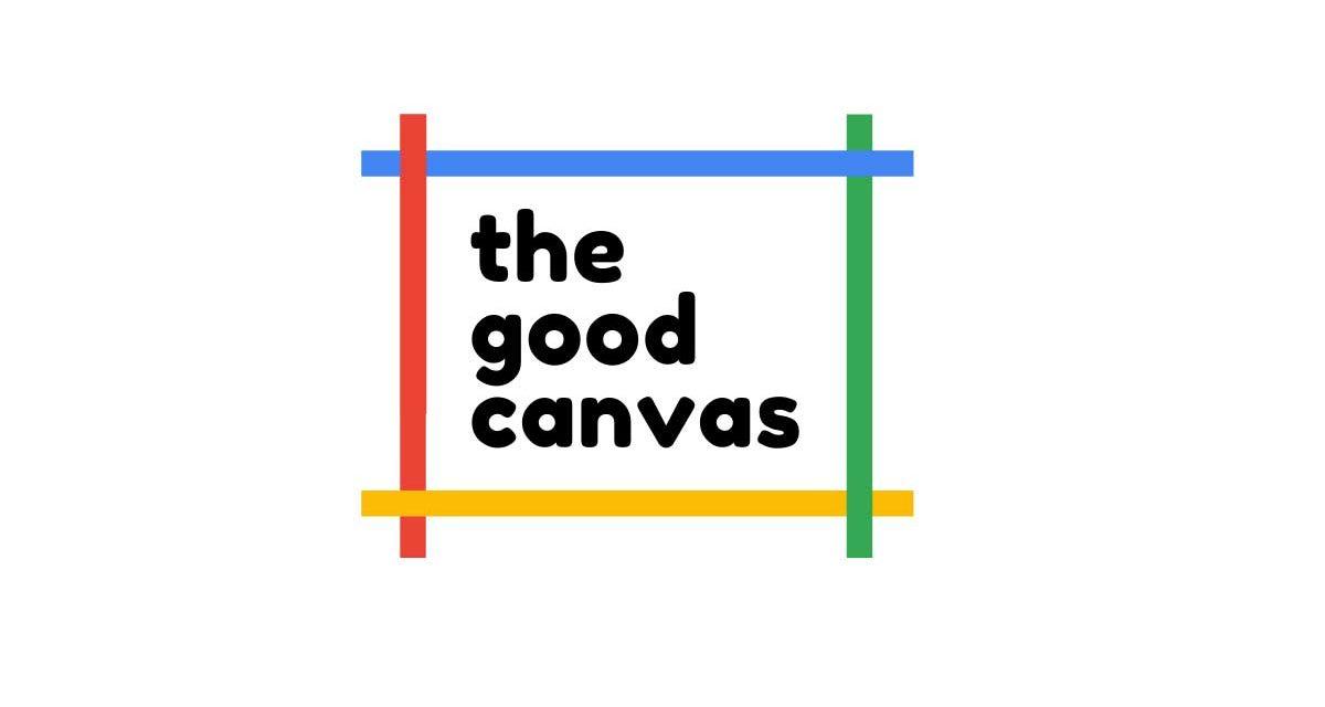 The Good Canvas – En utländsk webbutik
