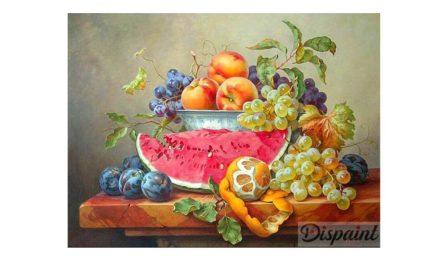 Vecka 37 – Frukt stilleben