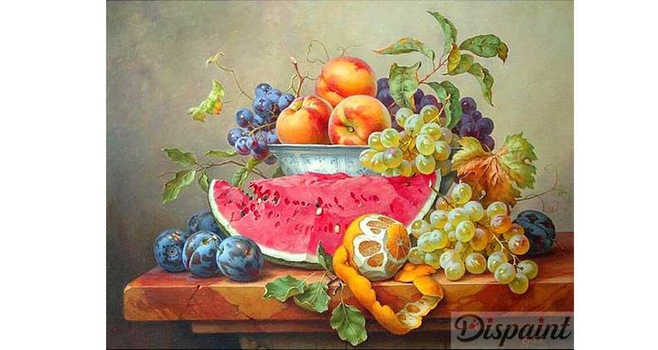 Frukt stilleben