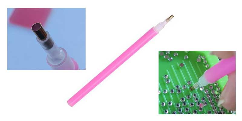 tillbehören - rosa penna