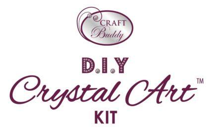 Craft Buddy/Crystal Art Kit – En utländsk webbutik