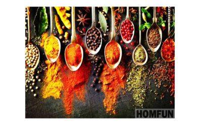 Vecka 47 – Kryddor