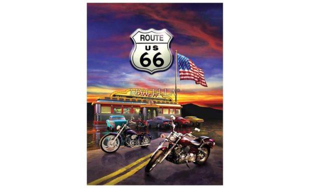 Vecka 49 – Route 66
