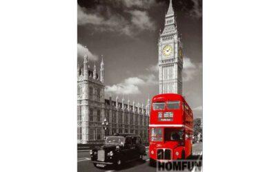 Vecka 3 – Dubbeldäckare i London
