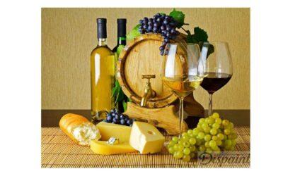 Vecka 4 – Vin och ost