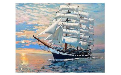 Vecka 15 – Maffigt fartyg