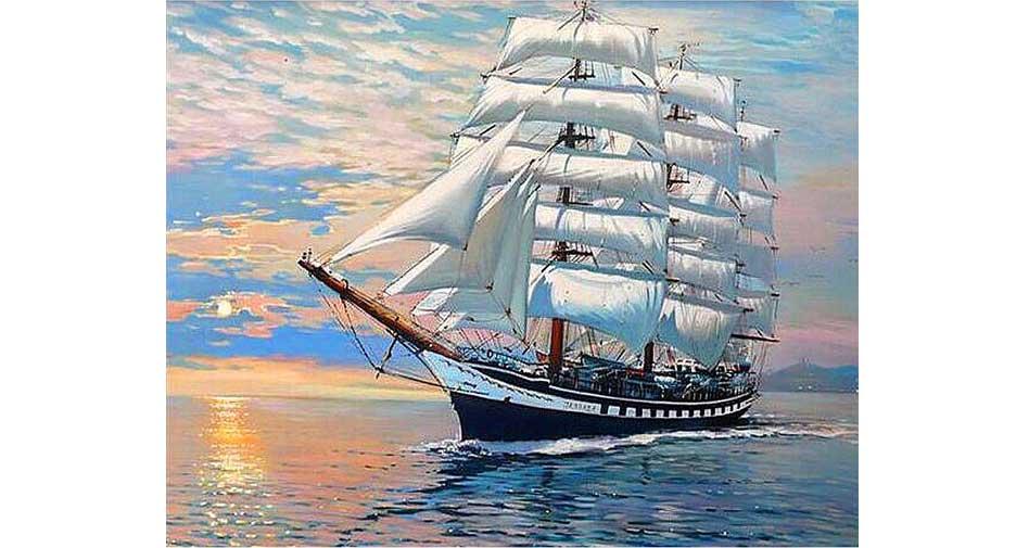 maffigt fartyg