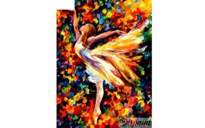 Vecka 19 – Ballerina