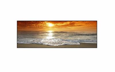 Vecka 21 – Solnedgång vid havet