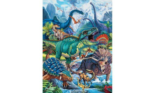 Vecka 35 – Dino