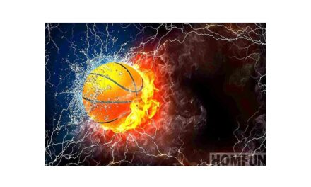 Vecka 43 – Brinnande basketboll